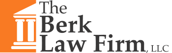 The Berk Law Firm, LLC Header Logo